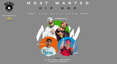 Most Wanted Hip Hop