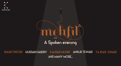 Mehfil - A Spoken Evening