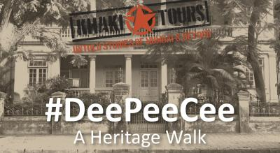 #DeePeeCee by Khaki Tours