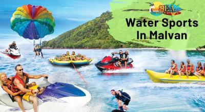 Water Sports At Malvan by Amruta Club