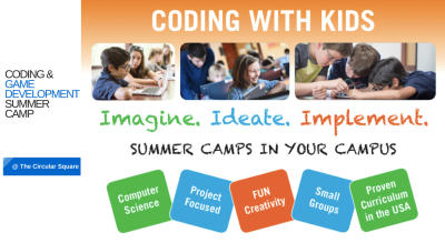 Coding And Game Development Summer Camp