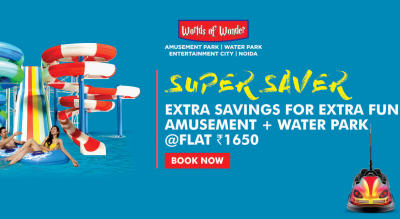 Worlds of Wonder Super Saver Offer
