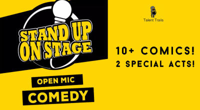 Standup Comedy Show - Open Mic