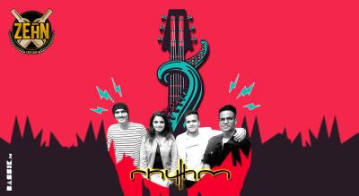 Rhythm Live at Zehn on 10 | Every Wednesday