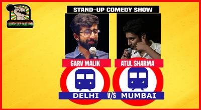 Delhi vs Mumbai – standup comedy show
