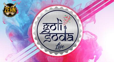 Goli Soda Live at Zehn on 10 | Every Sunday