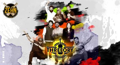 Threeory Thursdays at Zehn on 10