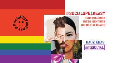 Socialspeakeasy - Queer Identities and Mental Health