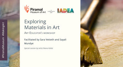 Exploring Materials in Art | Art Educator's Workshop