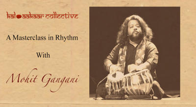 Master Class in Rhythm with Mohit Gangani