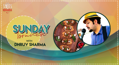 Sunday Brunch With Live Music by Dhruv Sharma