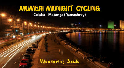 Mumbai Midnight Cycling with Breakfast