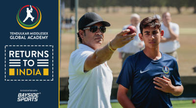 Tendulkar Middlesex Global Academy Summer Cricket Camps 2019