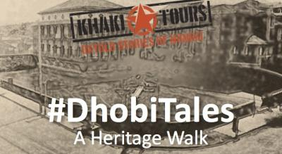 #DhobiTales by Khaki Tours