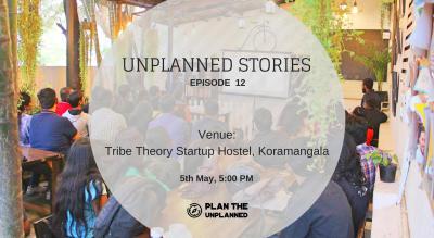 Unplanned Stories – Episode 12: Travel Tales