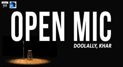 Open Mic 6.0 at Doolally Khar