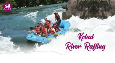 HikerWolf - Kolad River Rafting