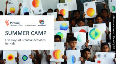 Summer Camp | Children's Workshop - Five Days of Creative Activities