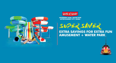 Worlds of Wonder Super Saver Offer