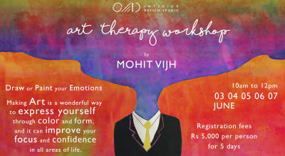 Art Therapy Workshop by MOHIT VIJH