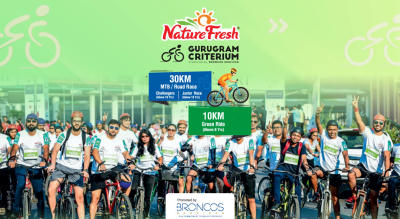Naturefresh Gurugram Criterium 2019