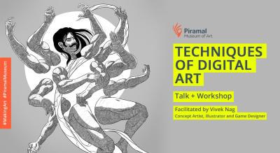 Techniques of Digital Art