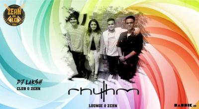 Rhythm Live at the Lounge at Zehn | Every Wednesday