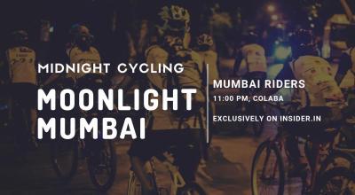 Moonlight Mumbai | Midnight Cycling