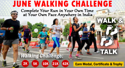 Walk Challenge 2019
