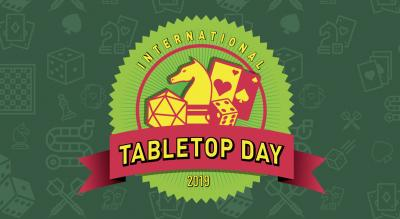 International Board Game Day 2019