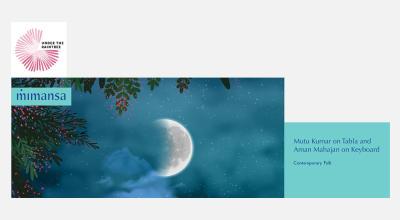 Mimansa Presents - Under The Raintree Ft. Mutu Kumar (Tabla) & Aman Mahajan (Keyboard)