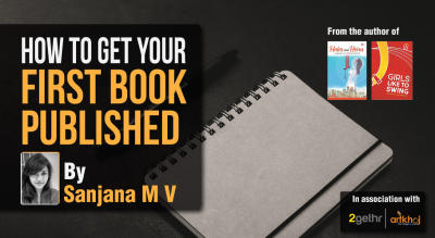 How To Get Your First Book Published