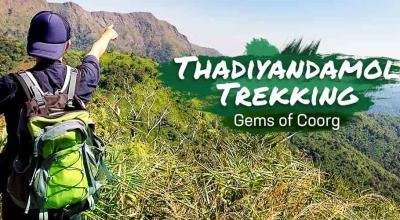 Tadiandamol Trekking | Gems of Coorg | Nammatrip