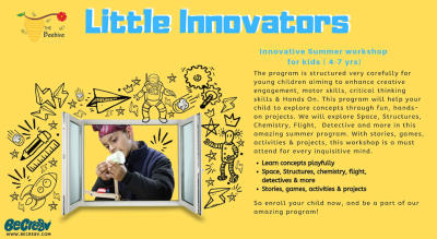 Little Innovators & Meet the Masters