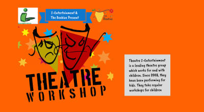 Theatre Workshop (6-10yrs)
