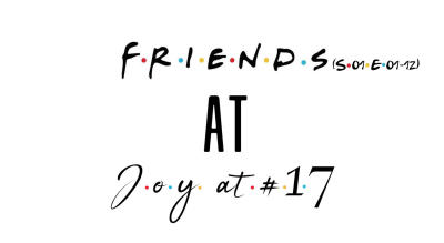 Friends screening