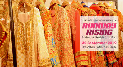 Runway Rising September 2019 - Fashion & Lifestyle Exhibition by Ramola Bachchan