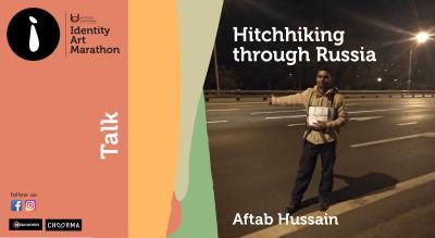 Hitchhiking through Russia