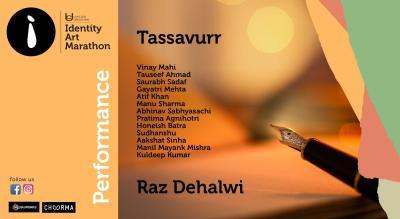 Tassavurr - poetry reading