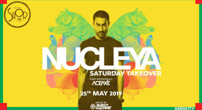 Bass Raja | Nucleya Saturday Take Over