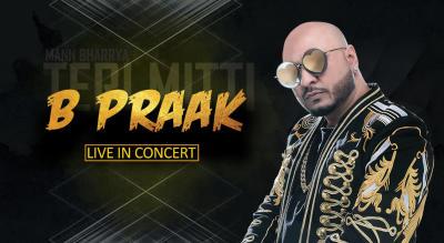B Praak Live in Concert