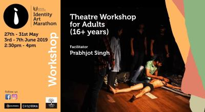 Theatre Workshop for Adults (16+ yrs)