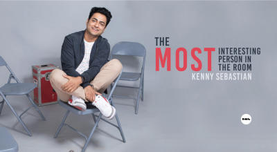 The Most Interesting person in the room- Kenny Sebastian, Delhi