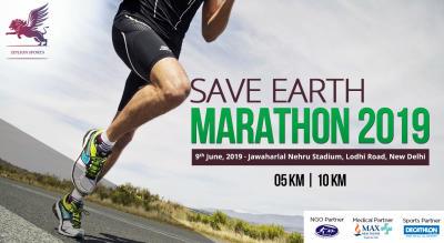 Save Earth Marathon 2019