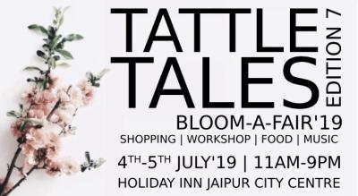 Tattle Tales Bloom-A-Fair'19