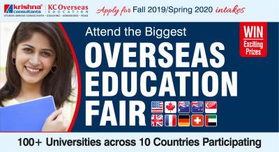 Overseas Education Fair