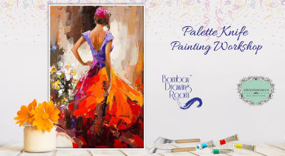 Palette Knife Painting Workshop by Bombay Drawing Room