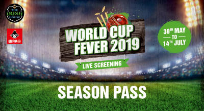 World Cup Fever 2019, Whitefield