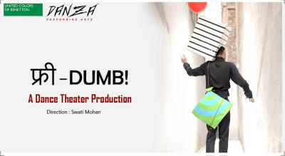 फ्री - DUMB! A Dance Theater Production