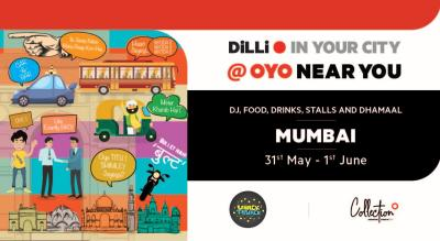 DiLLi in your City|Mumbai Chapter @OYO Near You